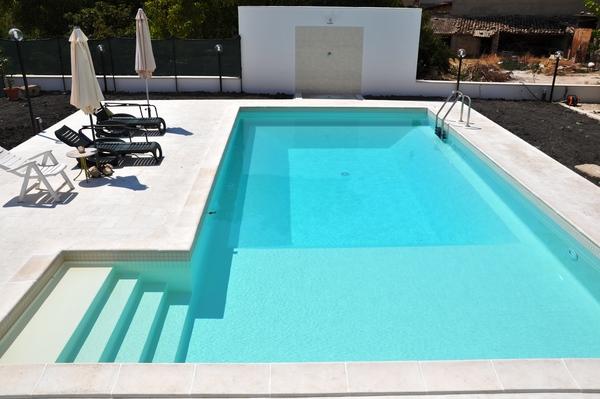 Piscine foto lavori realizzati piscine saune spa for Prix piscine 5x10
